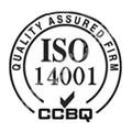 "<div style=""text-align:center;""> ISO14001认证 </div>"